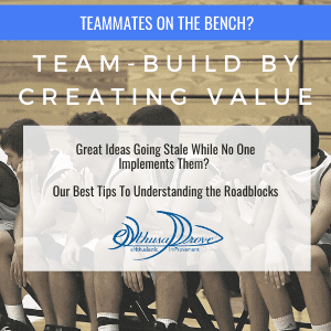 Teammates on the Bench? Contribute Value Despite Roadblocks