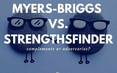 Myers-Briggs vs. StrengthsFinder: Complements or Adversaries?
