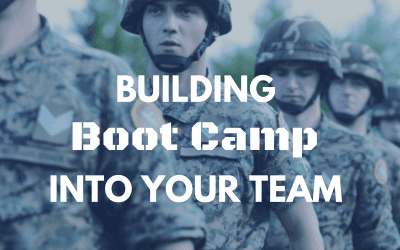 Building Boot Camp into Your Team