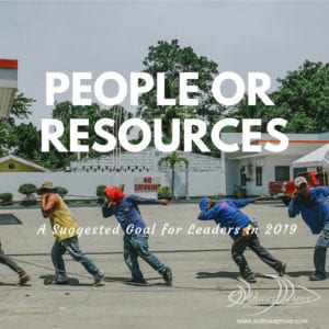 """People"" or ""Resources"""