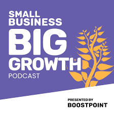 Small Business Big Growth Podcast: Our Own Paul Armstrong On Enabling Joy