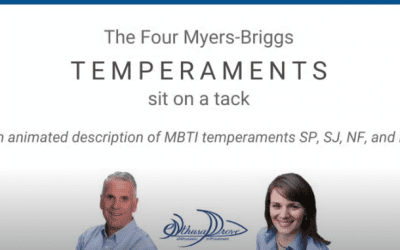 The 4 Myers-Briggs Temperments